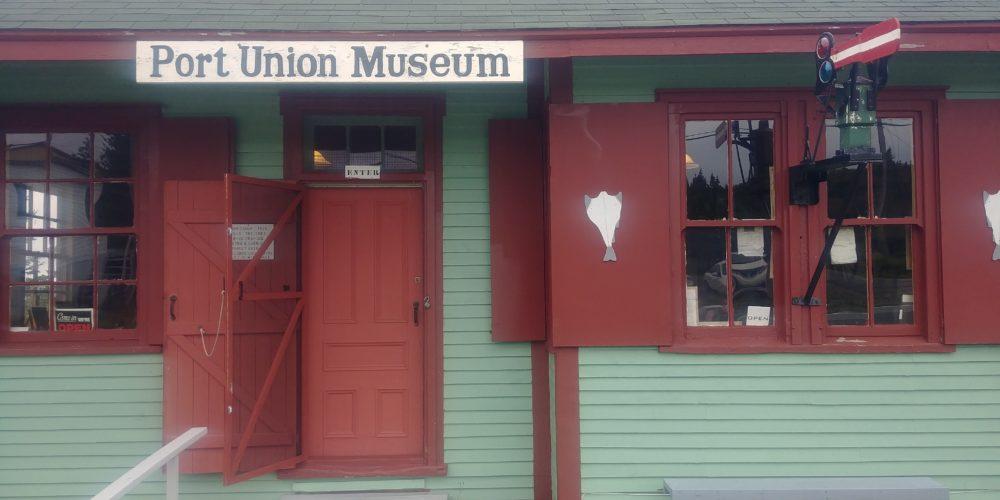 Port Union Museum