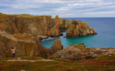 Klondike Trail Sea Stack