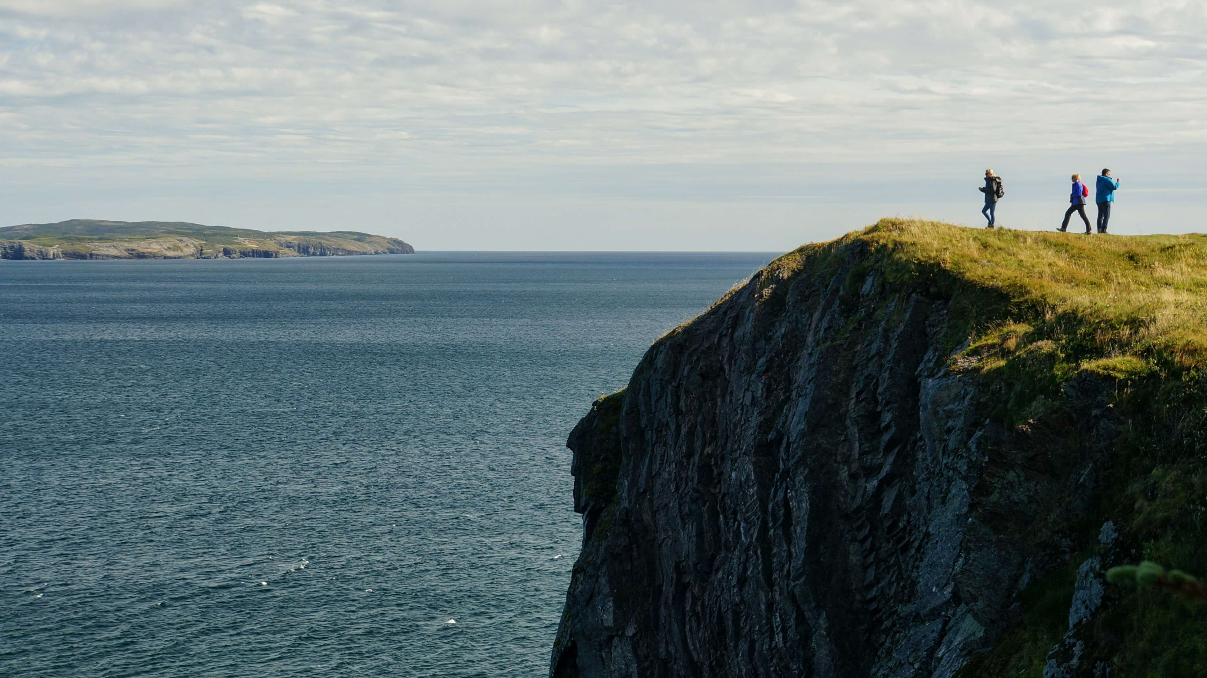 The Skerwink Trail in Port Rexton