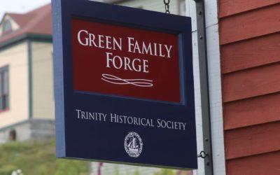 Trinity Histoical Society Green Family Forge
