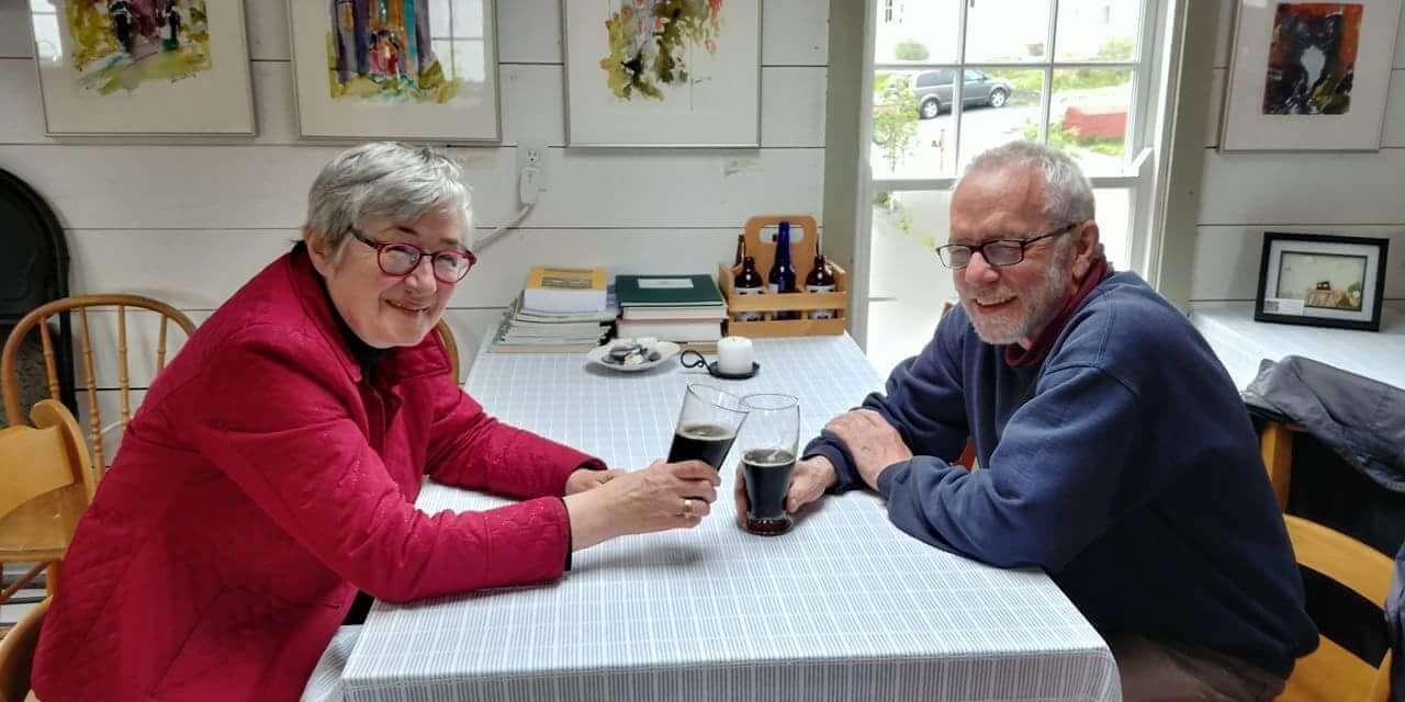 John and Tineke Gow