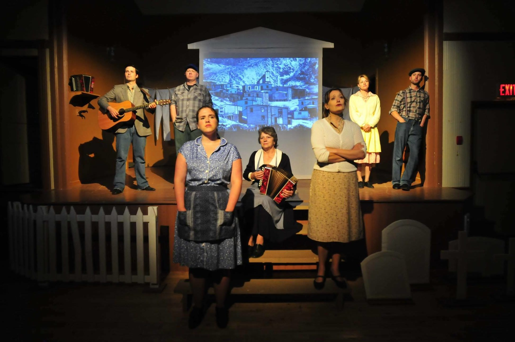 This Marvelous Terrible Place by Rising Tide Theatre