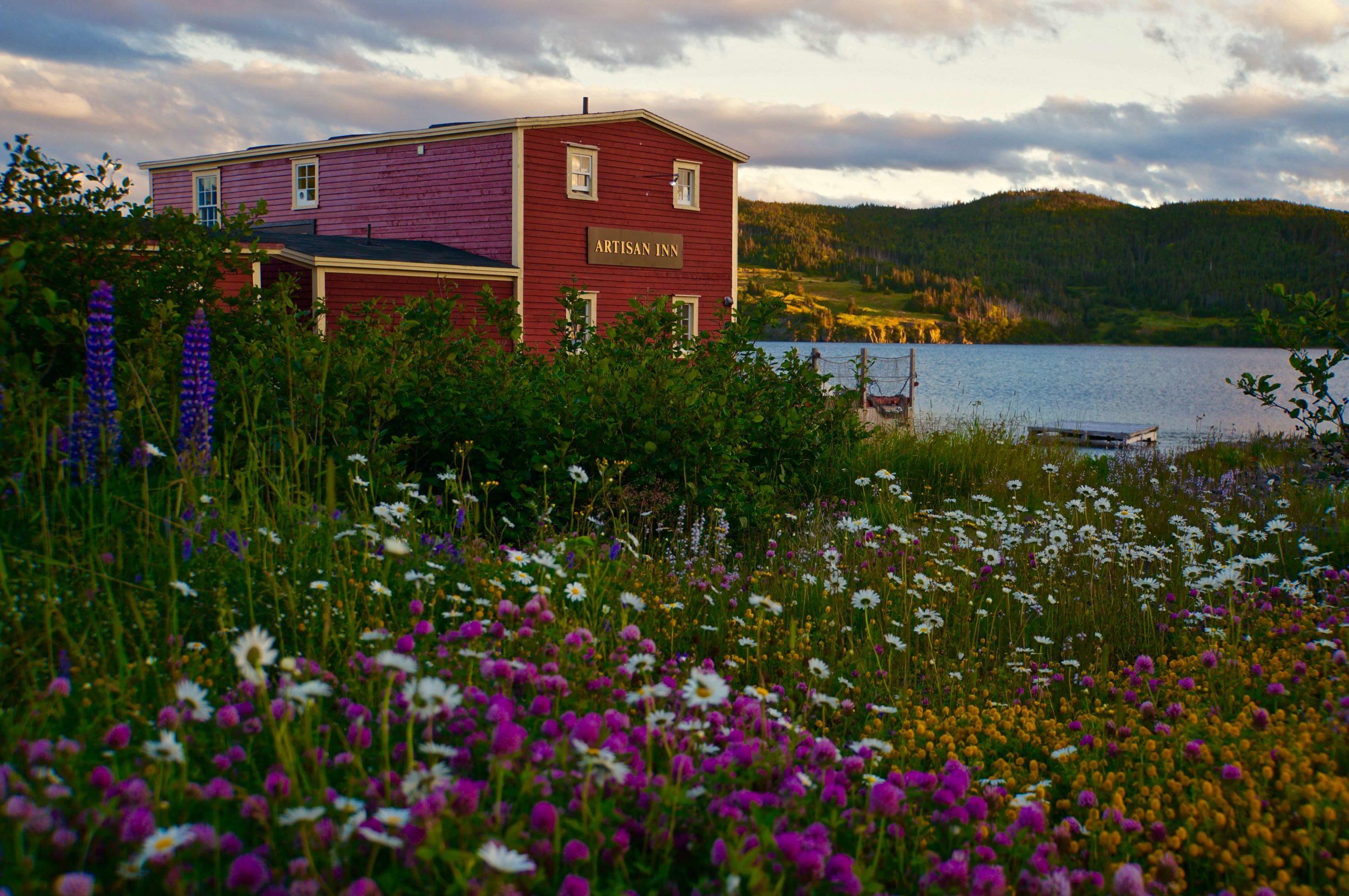 Twine Loft Trinity Newfoundland