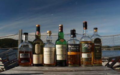 Scotch at the Twine Loft