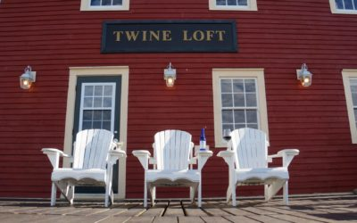 Twine Loft Deck Chairs