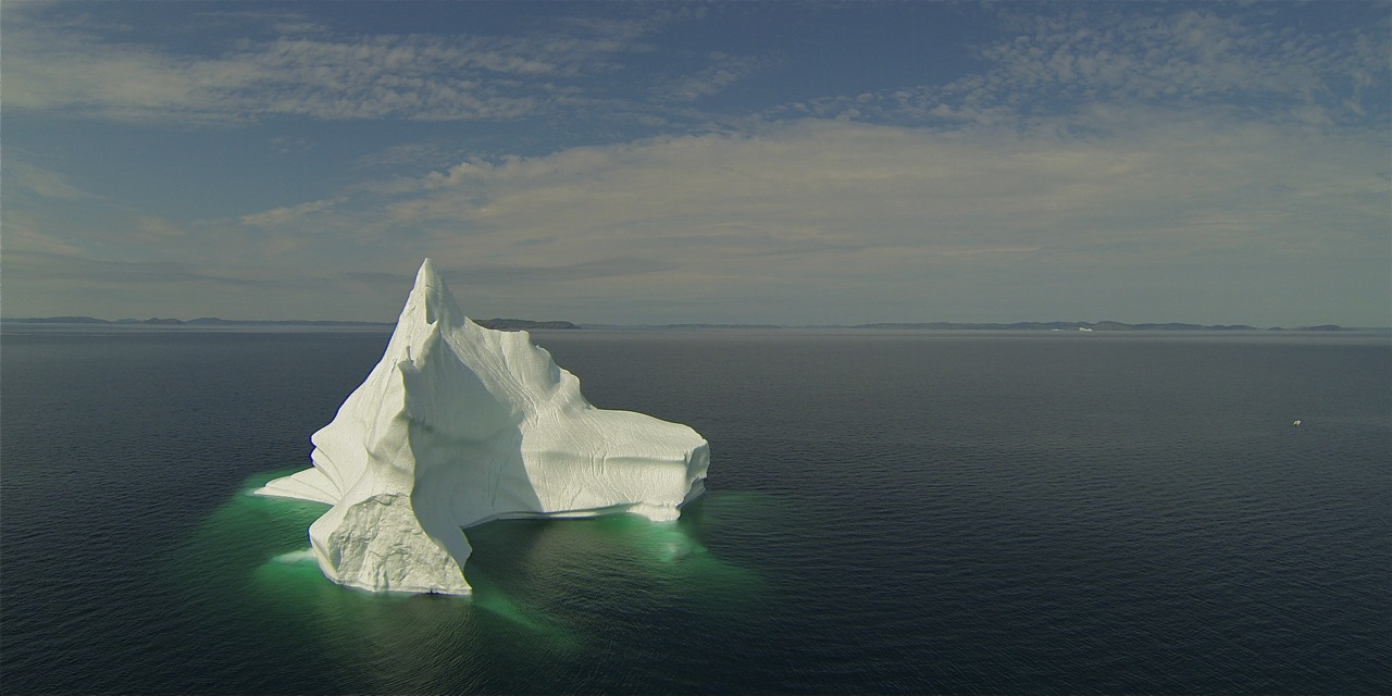 Large Iceberg on the Bonavista Peninsula