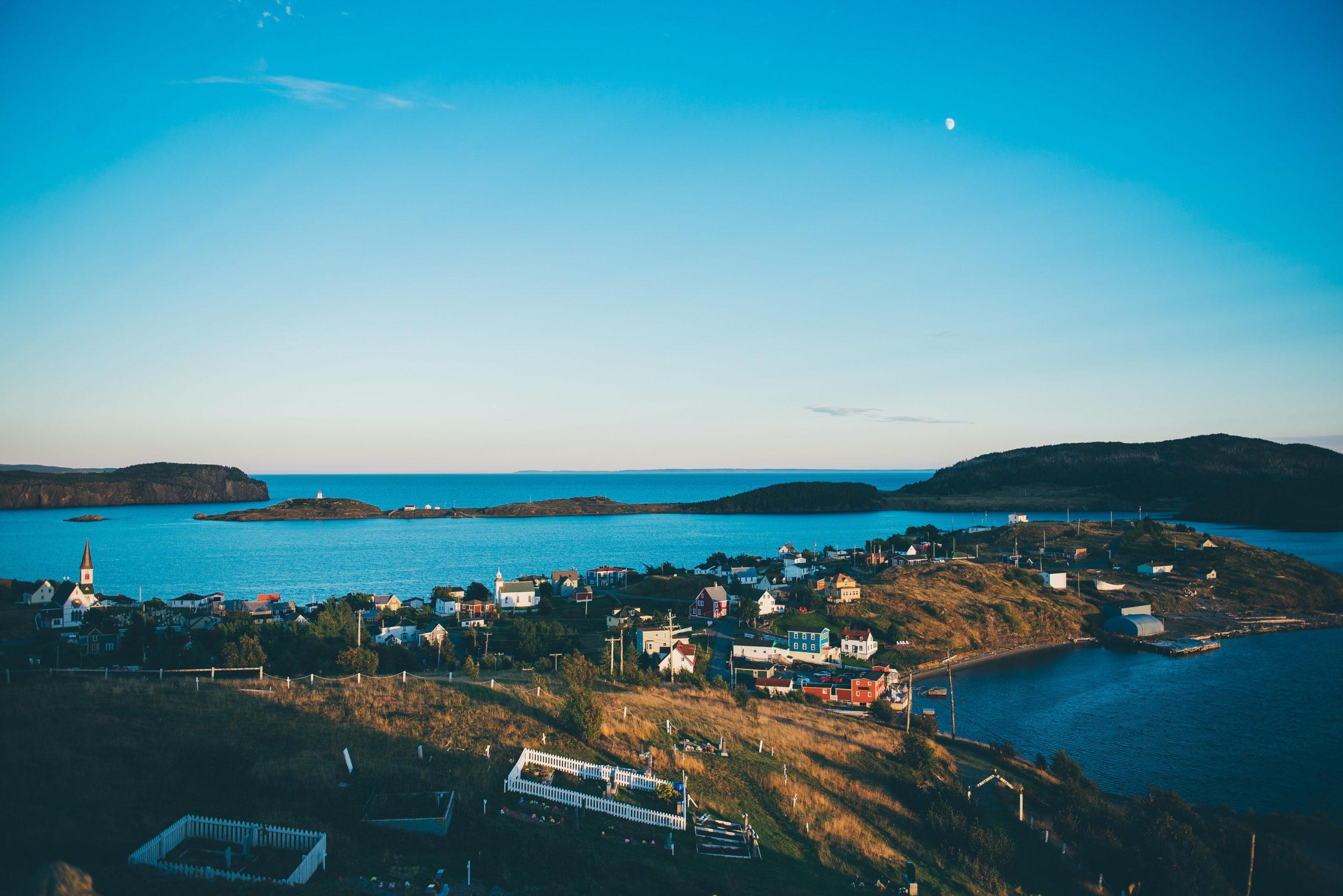 Trinity Newfoundland by Sara Monika